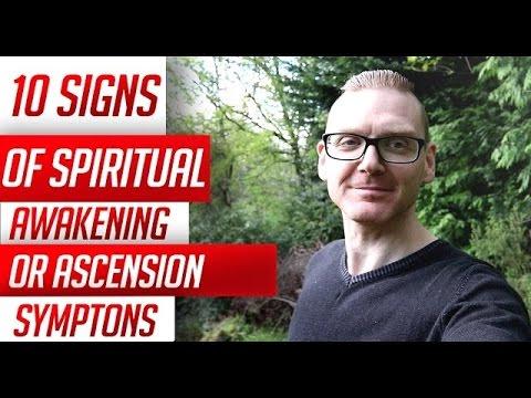 Top 10 Signs of Spiritual Awakening or Ascension Symptoms