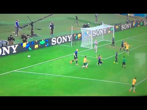 Australia 2 - 3 Netherlands- Let's see about the replay scene -vote about flop player, referee, or?