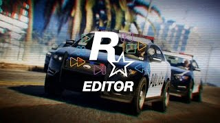 Grand Theft Auto V - Introducing the Rockstar Editor