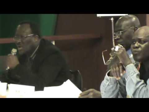 Pr. Jean-Charles Coovi Gomez - L'Afrique, berceau de l'Humanité et de la Civilisation