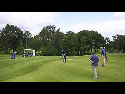 Ciddingfolf golf club Haslemere Surrey
