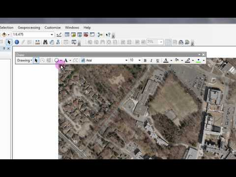 How to Create Graphics in ArcMap 10