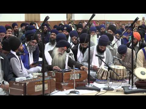 Bhai Jasbir Singh - Bay Area Smagam 2014 - Friday Night Kirtan