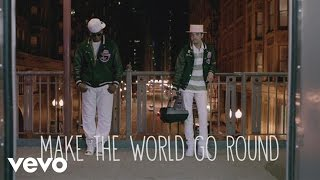 DJ Cassidy  ft. R. Kelly - Make the World Go Round