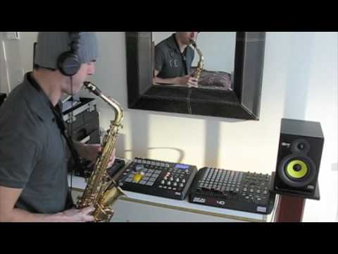 DJ Vespers: Take 5 jazz vs Ableton Looper vs Akai EWI