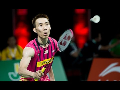 Lee Chong Wei-The Never Give Up Warrior Part 1
