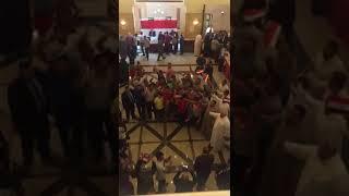 المصريون يحتفلون بالانتخابات الرئاسية
