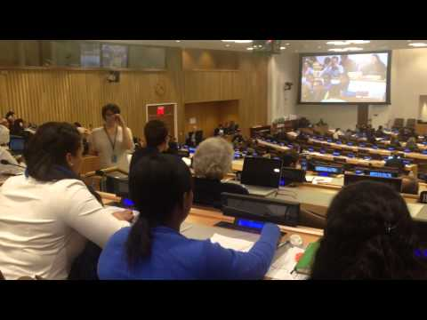 Oral Statement at 47th UN Commission Population & Development