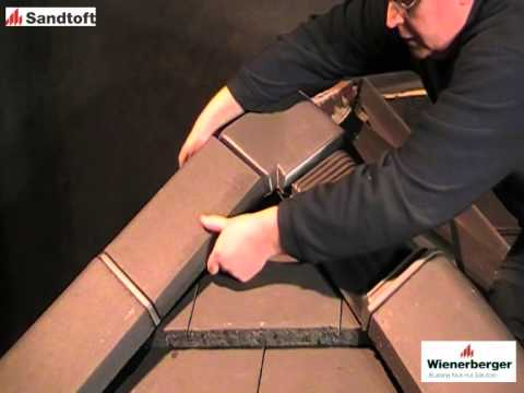 Wienerberger UK - Ridge Hip Junctions - Installation Guide
