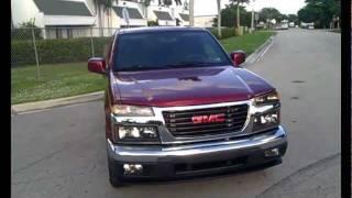 2012 GMC Canyon Alberta | 4WD Crew Cab 126.0 SLE 4 Door Pickup videos
