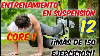 TRX | Vídeo-entrenamiento en suspensión (XII): Core I