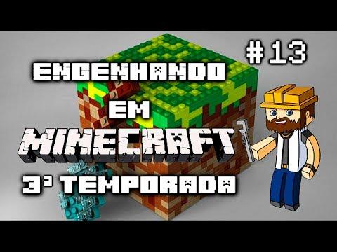 Engenhando em #Minecraft 3ª Temporada - Ep 13 #EngenhandoVoltou