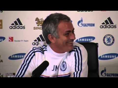 David Luiz gritou Filha da Puta e Mourinho não aguentou e desatou a rir!