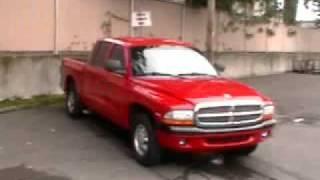 2003 Dodge Dakota Quad Cab 4.7L V8 Start Up, Quick Tour, & Rev - 66K videos