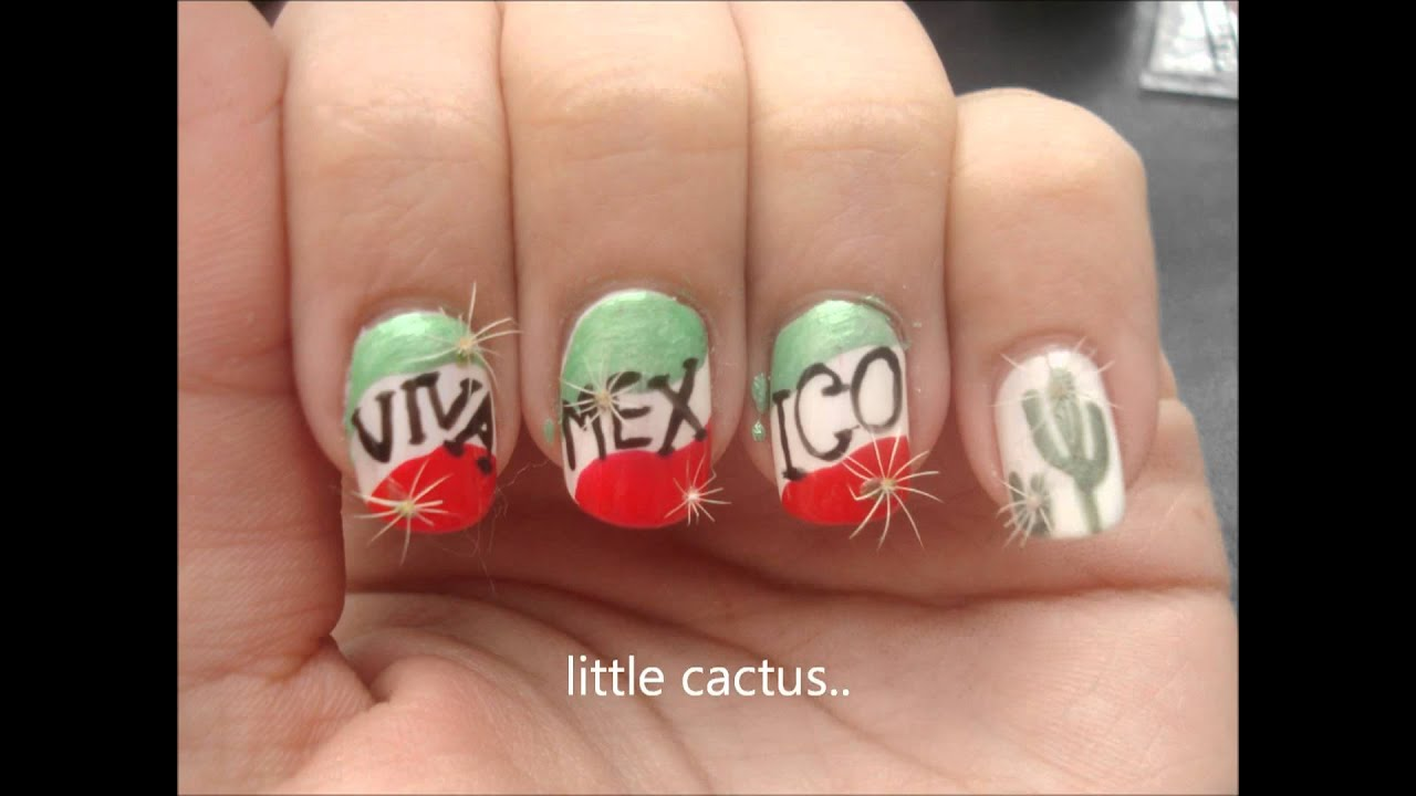Nail Ideas Mexico The Best Inspiration For Design And Color Of The