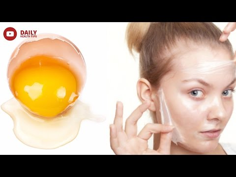 अंडे की सफेदी के अद्भुत सौंदर्य लाभ | Amazing Beauty Benefits of Egg White