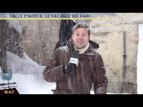 Valle d'Aosta: le vacanze dei Papi