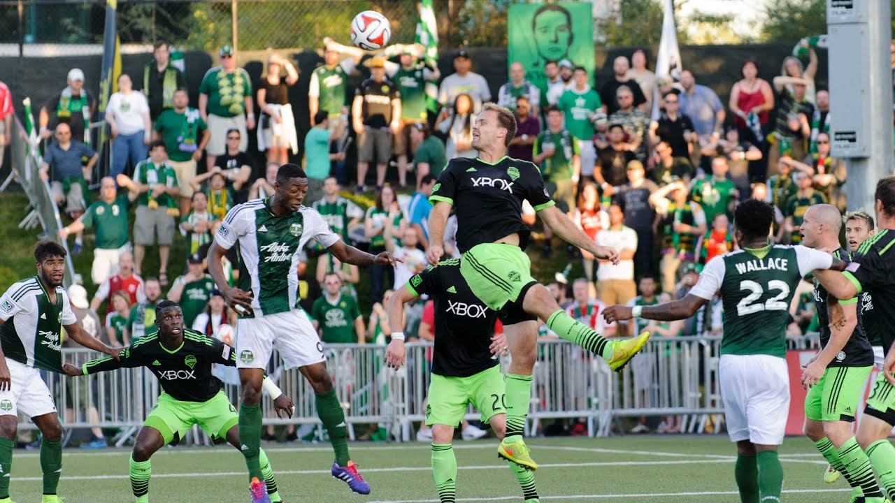 Seattle Sounders 1-1 Portland Timbers