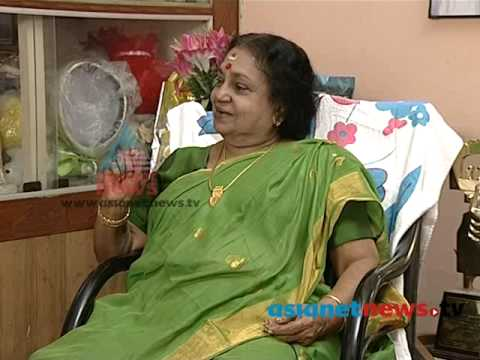 Actress TR Omana in On Record 15th May 2013 Part 2   