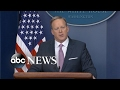 Sean Spicer: Our Intention Is Never to Lie