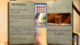 Receita do Cip�: Bacalhoada � Nino - 1/2