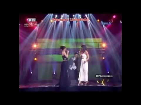 Marian Rivera's songs collection - Unfaithful