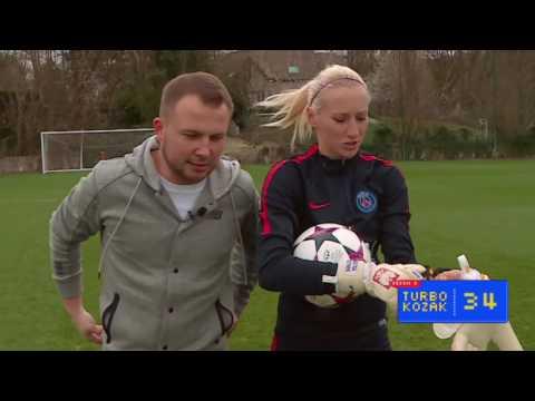 Turbokozak: Katarzyna Kiedrzynek [PSG]    Piłka nożna
