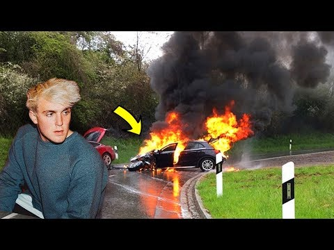 TOP 10 YOUTUBERS WHO ALMOST DIED! (Jake Paul, RomanAtwood, Tanner Fox)