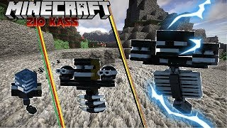 Nếu Boss Wither Có Cuộc Sống Trong Minecraft - Minecraft Roleplay