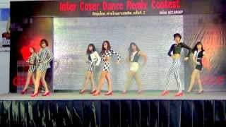 131116 Oceanids cover T-ara - Sexy Love + Number Nine @Inter Cover Dance Remix Contest (Audition)