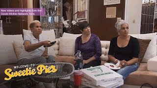Tina Turner Chokes Up When Talking About Robbie | Welcome to Sweetie Pie's | Oprah Winfrey Network