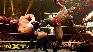 Vídeos WWE NXT: Adrian Neville vs. Titus O´Neil