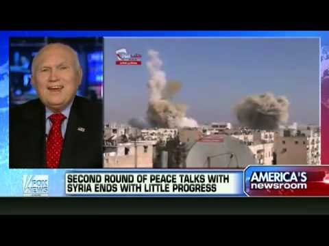 Kerry accuses Syrian leader of stonewalling peace talks   Fox News Video