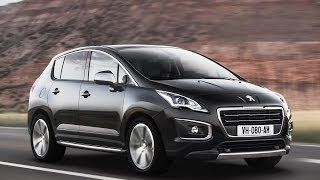 New Peugeot 3008 International TV ad / Nowy Peugeot 3008 Reklama TV 2014