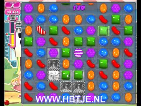 Candy Crush Saga level 672