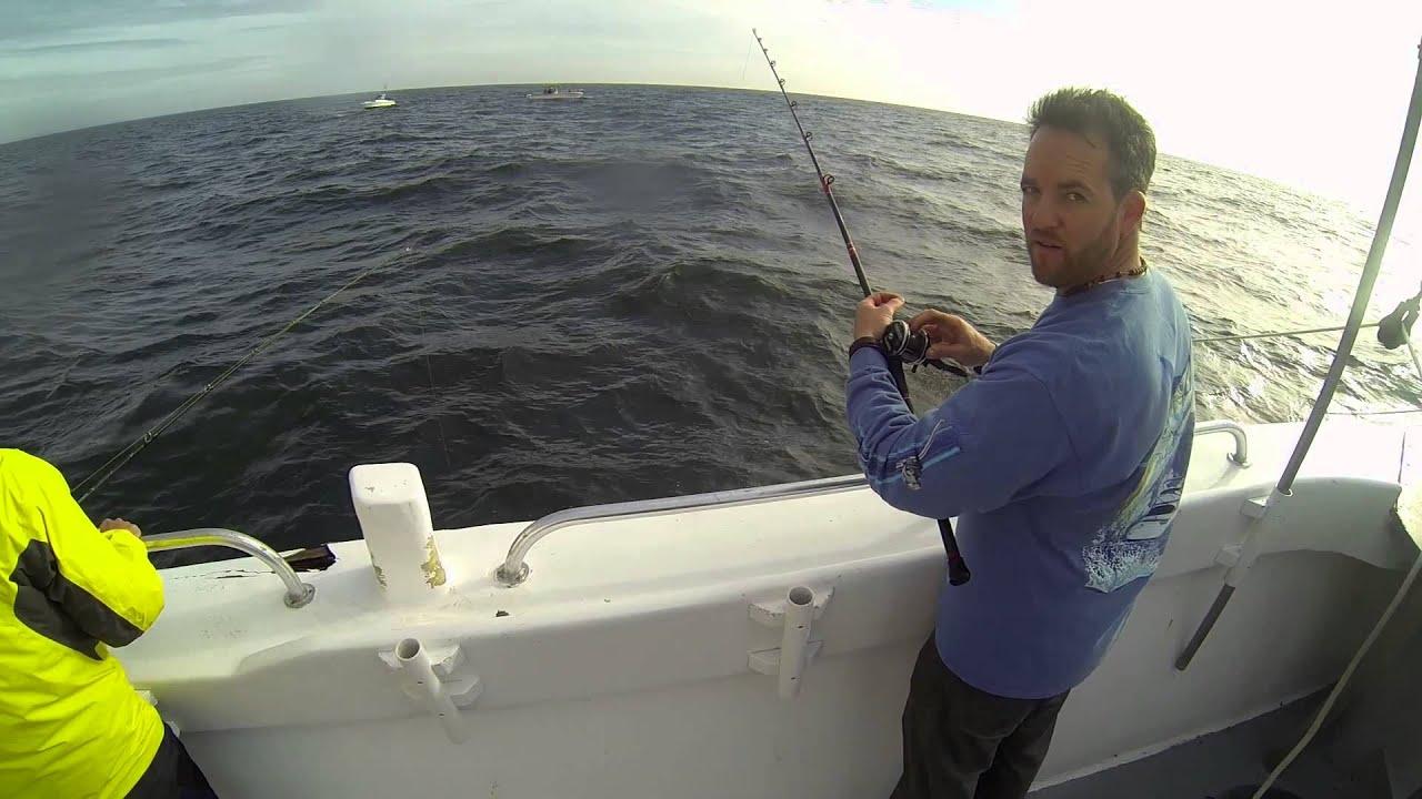 Togzilla on the hampton lady youtube for Lifetime fishing license ny