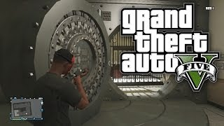 GTA 5 THUG LIFE #11 BREAKING INTO A BANK! (GTA V Online