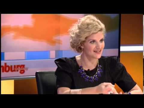Mirusia about her Dutch Tour, André Rieu and her career on TV Limburg
