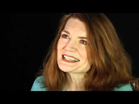 Jeannette Walls talks about her Audiobooks -- HALF BROKE HORSES and THE GLASS CASTLE
