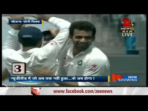 India vs New Zealand 2014: 1st Test Day 3
