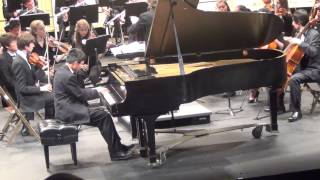 Matthew Lee plays Beethoven Piano Concerto no 1 with Marin Symphony Youth Orchestra view on youtube.com tube online.