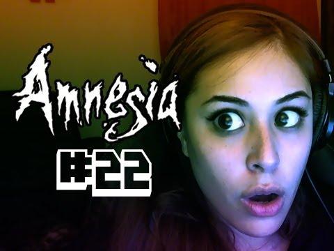 Amnesia  Ep. 22 w/Cupquake
