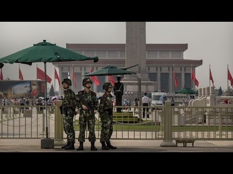 A Beijing Clampdown as Hong Kong Commemorates Tiananmen Square