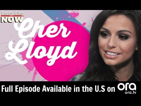 Cher Lloyd on