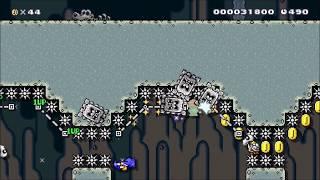 [3] Easier Super Mario Maker Levels #17!