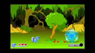 Let's Play Flash Games: Pony Platforming Project 3 Minty