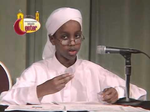 MIRACLES OF QURAN BY SOMALI KIDS