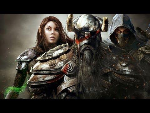 The Elder Scrolls Online: сравнение графики на минимальных и максимальных настройках