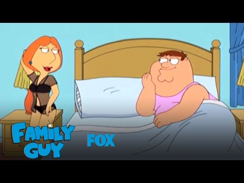 Family Guy - Cougar Lois!