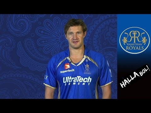 ALL ABOUT... SHANE WATSON
